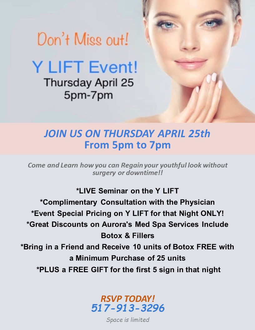 Y-lift Event East Lansing